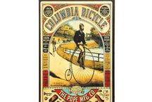 Placas Vintage / Placas vintage com a temática de carros, motos, cerveja, pin up e produtos retrô