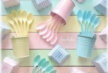 •Pastel•Colors• / Inspiração • Cores Pastéis • Fotos • Photos •