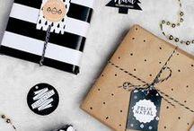 •Embrulhos•Criativos•de•Presentes• / • Embrulhos • Presentes • Idéias • Ideas • Inspirações • Como Embrulhar • Gift • Wrapping • Inspiration • Creative • Criativo •
