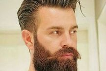 Grooming / Dicas de como manter barba, cabelos e pele bonitos e sadios.