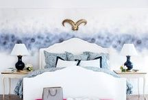 Bedroom Designs and Bedroom Decors / Your bedroom is your sanctuary. thus it is important that you keep it clean and sparkling! Here are bedroom design inspirations that will surely make you don't want to leave your bed the next time you wake up.