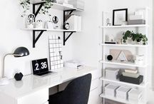 Workspace For Small Spaces / Get the #workspace goals that you really want with these ideas we pinned for you!