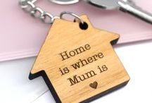 Mothers Deserve Best - Personalized Gifts For Moms / Show your mum some extra love with these gifts! They will surely shower you with kisses and hugs when they see your gifts.