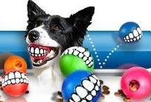 ROGZ Grinz balónek / ROGZ the most enjoyed pet brand on planet earth and beyond..Nejúžasnější značka módních doplňků pro psy a kočky..