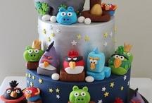Cakes for Children - Inspiration