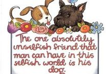 QUOTES,POEMS AND MESSAGES ABOUT DOGS