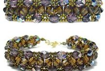 Bead Addiction Online  Bracelets / A collection of patterns , tutorials, and ideas for making beaded bracelets and jewelry