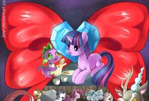 My little pony pics / Pics from|                |               \/ My little pony € friendship is magic / by Owl King