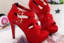 Shoes, shoes & more shoes...