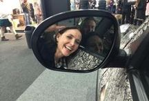 #Rhinos1st at WODAC 2014 / #Rhinos1st selfies taken at the World of Dogs and Cats Pet Expo 2014