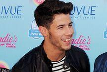 Nick Jonas / by Molly Naser