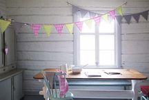 Kodintekstiilit - Luomupuuvilla // Home textiles - Organic cotton
