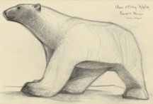 Art et animaux / Les représentations des animaux par des artistes, peintres, sculpteur, illustrateur, streetartist