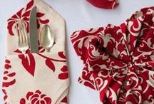 Peçete Katlama / Napkins Folding