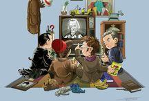 Doctor Who / Wibbly wobbly timey wimey