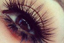 Eyelashes love