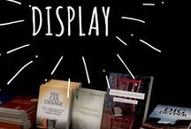 10ofThose Bookstall Tips / Tips on how to ensure your bookstall looks great, draws attention, and gets books into people's hands, and pictures to help