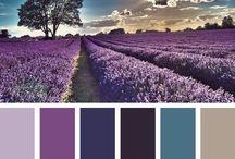 Väriyhdistelmiä