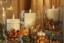 Christmas Candle / Christmas Decorating Ideas