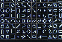 type and letter forms / by Judith Lombardi