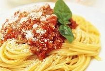 Typische Italiaanse recepten