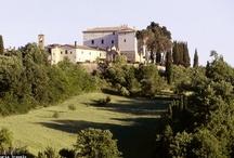Umbrië, het groen hart van Italië / Umbrië is het groene hart van Italië. Mooie landschappen en cultuurstelsel wisselen elkaar af. Daartussen liggen nog de oude Middeleeuwse dorpjes en de wijnlandgoederen..