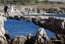 Egadi Island, Favignana - Sicily | Alan & Jane's Wedding / A beautiful summer day, a wonderful to celebrate the wedding in one of the most beautiful islands! Photo story of a special day!
