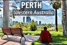 Perth, Western Australia / Murdoch University is located in Perth, Western Australia. A beautiful and diverse state from the soft white sand, sparkling blue waters, to the red dirt of the outback. There's so much to see and do -- Perth makes a fabulous study destination!