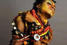 AFRICAN MASTERPIECE / by Mrs. Dorsey