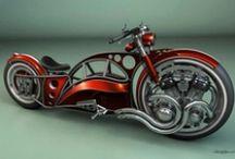 Custom Motor Bikes