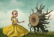 Mark Ryden / symbolist surrealism