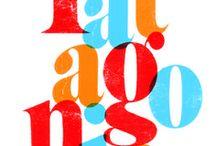 Lettering / Type / by Sean Tulgetske