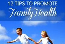 Fit & Healthy Family / From DIY crafts for the whole family to healthy game night, check out Fit & Healthy Family for inspirations