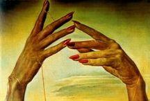 Surrealism and trompe l'oeil