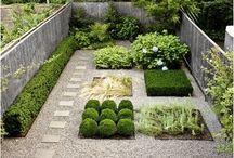 Hedges etc