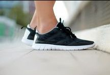 Sneakers / Fashion and trendy sneakers