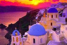 GREECE/MORE DREAMS / by Laura Rhea