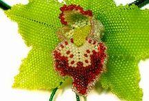 Kralen Beaded Flora / Kralenwerk