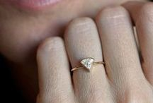 Dazzling Designs for Perfect Engagement Rings / Hand-crafted diamond rings made to your specifications.