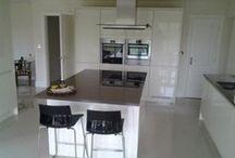 White kitchen - it's clear!