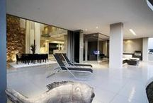 Stone Inspirations / Stone in home design