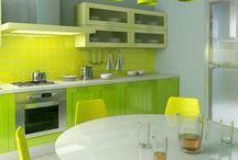 Citrus kitchen / Add citrus flavour to your kitchen!