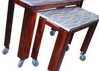 Metal Fixtures — Móz Designer Metals / Custom metal fixtures and furniture solutions