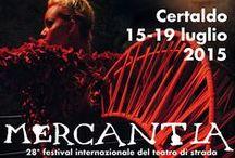 Mercantia: magic in Tuscany!
