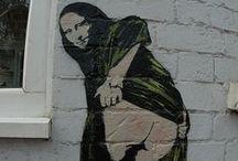 El arte ,en la calle.