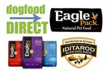 Eagle Pack Dog and Cat Food / Producing a meat-based diet with added supplements including fatty acids, kelp and probiotics. Located in Mishawaka, Indiana.