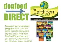 Earthborn Holistic Dog and Cat Food / Earthborn Holistic® offers a wholesome approach to nutrition with high-quality ingredients that nourish the whole pet. Every holistic pet food formula is designed to offer balanced nutrients that support your pet's overall health and physical well-being.