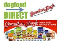 Grandma Lucy's All Natural / Freeze-Dried Pet Food for Dogs and Cats / Not everyone has the time to cook for their family as they wish they could. Grandma Lucy's can take the worrying about your pet's nutrition off your plate. We use only the best, whole food ingredients with unique protein varieties such as rabbit, goat and pork. If we could not eat it, we would never serve it to our pets because we, like you, are concerned and loving pet parents.