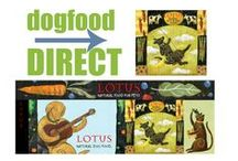 Lotus Pet Food for Dogs and Cats / Lotus Pet Foods. A unique line of holistic, oven-baked dry foods, canned stews and raw foods, all created for the long, happy life of your favorite dog or cat.