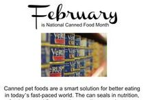 Canned / Wet Dog Food / Canned pet foods are a smart solution for better eating in today's fast-paced world. The can seals in nutrition, freshness and flavor without sacrificing convenience, enabling you to be confident about creating more, healthy meals for your companions.